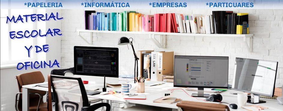 Amplio catálogo en Material de Oficina